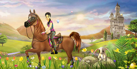 Girls Horse Club Blog Competitions & Giveaways Fun & Games
