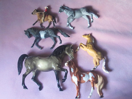 Model Horse Collection